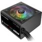 Блок питания Thermaltake ATX 600W Smart RGB 600 80+  (24+4+4pin) APFC 140mm fan 5xSATA Cab Manag RTL