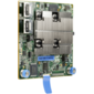 HPE Smart Array P408i-a SR Gen10 LH / 2GB Cache (no batt. Incl.) / 12G / 2 int. mini-SAS / AROC / RAID 0, 1, 5, 6, 10, 50, 60