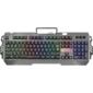 Defender Проводная игровая клавиатура Renegade GK-640DL RU, RGB подсветка,  9 режимов