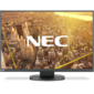 "NEC MultiSync EA241F-BK black 23, 8"" LCD LED monitor,  IPS,  3-sided narrow bezel,  1920x1080 FHD,  DisplayPort,  HDMI,  DVI,  D-SUB"