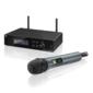 Sennheiser XSW 2-835-B Вокальная РЧ-система 614-638 МГц,  12 каналов, рэковый приёмник,  ручной передатчик,  динамический капсюль  (835),  кардиоида