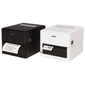 Citizen DT CL-E300 Printer,  LAN,  USB,  Serial,  Pure White,  EN Plug