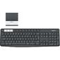 Logitech Keyboard  K375s Bluetooth Multi-Device
