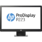 "HP ProDisplay P223 21.5"" 1920x1080 LED wide VA 250 cd / m2 3000:1 5ms 178° / 178° VGA DisplayPort backlight EPEAT gold"