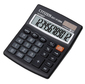 Калькулятор бухгалтерский Citizen SDC-812BN черный 12-разр. %