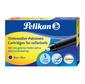 Картридж роллер Pelikan KM / 5  (PL943399) синие чернила для ручек роллеров Twist  (5шт)