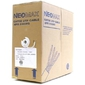 """Кабель UTP 5e кат. Neomax """"NM10001"""",  4 пары,  однож.,  24AWG / 0.51мм,  медь  (305м)"""