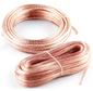 Kicx SCC-1812 Акустический кабель,  18AWG,  12м,  прозрачный