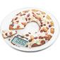 Весы кухонные электронные,  Polaris PKS 0855DG,  максимальный вес: 8кг,  рисунок