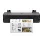 "Широкоформатный принтер HP DesignJet T230 Printer  (24"", 4color, 2400x1200dpi, 516Mb,  35spp (A1), USB / GigEth / Wi-Fi, rollfeed, sheetfeed,  autocutter, 1y warr,  repl. 5ZY57A)"