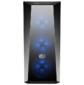 Cooler Master MasterBox 5 Lite RGB,  USB 3.0 x 2,  1xFan,  3x120mm RGB Fan,  Black,  Splitter cable + Controller,  ATX,  w / o PSU