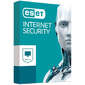 ПО Eset NOD32 Internet Security продление 3 devices 1 year Box  (NOD32-EIS-RN (BOX)-1-3)