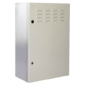 Шкаф настенный CMO ШТВ-Н-9.6.5-4ААА 9U 600x530мм пер.дв.стал.лист несъемные бок.пан. 57кг серый