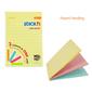 Самоклеющийся блок Hopax 21579 Magic Pads 150*101мм 90 листов 3 цвета