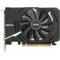 MSI PCI-E RX 560 AERO ITX 4G OC AMD Radeon RX 560 4096Mb 128bit GDDR5 1196 / 7000 DVIx1 / HDMIx1 / DPx1 / HDCP Ret