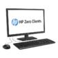 "HP ZERO Client HP t310 AIO TERA2321 / 512Mb / 23.6"" (1920x1080) /  Smart Zero Core / черный"