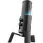Trust Gaming Microphone GXT 258 Fyru,  USB,  Streaming,  4-in-1,  PC / PS4 / PS5,  LED-5 Colors,  Black [23465]
