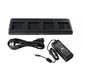 EDA50K Quad Charger - EU Kit. Four-slot battery charging station. Includes EU power cord and power supply