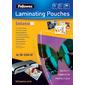 Пленка для ламинирования Fellowes 80 мкм A4  (100шт) глянцевая  (FS-5306101)