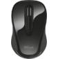 Trust Wireless Mouse Xani,  Bluetooth,  800-1600dpi,  Black,  подходит под обе руки [21192]