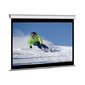 "Elite Screens M113NWS1,  113"" / 1:1,  203x203cm,  настенный,  ручной,  MW,  бел. корпус"