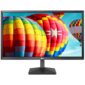 "LG 23.8"" 24EA430V-B IPS LED, 1920x1080, 5ms, 250cd/m2, Mega DCR, 178°/178°, D-Sub, DVI, HDMI, 75Гц, AMD FreeSync, Tilt, VESA, Black"