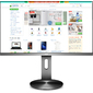 "AOC 27"" I2790PQU Grey с поворотом экрана IPS,  1920x1080,  4 ms,  178° / 178°,  250 cd / m,  20M:1,  +HDMI,  +DisplayPort,  +MM,  +4xUSB3.0"