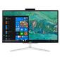 "Моноблок Acer Aspire C22-820 21.5"" Full HD P J5005  (1.5) 4 Gb SSD 128 Gb UHDG 605 Windows 10 Home GbitEth WiFi BT 65W клавиатура мышь Cam серебристый черный 1920 x 1080"