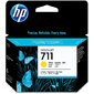 HP 711 3-Pack 29-ml Yellow Ink Cartridge