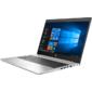 "HP ProBook 450 G6 15.6""  (1920x1080)  /  Intel Core i5 8265U  (1.6Ghz)  /  16384Mb  /  256гб SSD  /  noDVD  /  Int:Intel HD Graphics 620  /  Cam  /  BT  /  WiFi  /  45WHr  /  war 1y  /  2kg  /  Pike Silver  /  Win10Pro64"