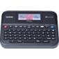 Принтер Brother P-touch PT-D600VP стационарный черный / серый