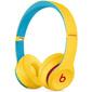 Гарнитура накладные Beats Solo3 Beats Club Collection 1.36м желтый беспроводные bluetooth  (оголовье)