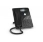 SNOM Global 725 Desk Telephone Black