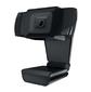CBR CW 855HD Black,  Веб-камера с матрицей 1 МП,  разрешение видео 1280х720,  USB 2.0,  встроенный микрофон с шумоподавлением,  фикс.фокус,  крепление на мониторе,  длина кабеля 1, 4 м,  цвет чёрный