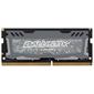 Crucial DRAM 4GB DDR4 2666 MT / s  (PC4-21300) CL16 SR x8 Unbuffered SODIMM 260pin Ballistix Sport LT DDR 4 SODIMM - Grey,  EAN: 649528781925