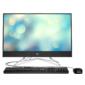 "HP 24-df0038ur  Intel Core i5-1035G1,  4GB DDR4 3200,  HDD 1Tb,  Intel Internal Graphics,  23.8"" FHD (1920x1080) NT, kbd&mouse wired,  HD Webcam,  Jet Black,  FreeDos,  1Y Wty"