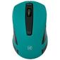 Мышь Defender MM-605 Green беспроводная <52607>
