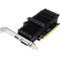 Gigabyte PCI-E GV-N710D5SL-2GL nVidia GeForce GT 710 2048Mb 64bit GDDR5 954 / 5010 DVIx1 / HDMIx1 / HDCP Ret low profile