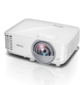 Проектор BENQ MW809ST  (DLP,  WXGA 1280x800,  3000Lm,  20000:1,  +НDMI,  1x10W speaker,  3D Ready,  lamp 15000hrs,  short-throw,  WHITE,  2.60kg)