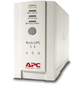 APC Back-UPS CS 650VA / 400W,  230V,  4xC13 outlets  (1 Surge & 3 batt.),  Data / DSL protection,  USB,  PCh,  user repl. batt.,  2 year warranty