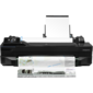 """HP Designjet T120 ePrinter  (24"""", 4color, 1200x1200dpi, 256Mb,  45spp (A1), USB / LAN / Wi-Fi, rollfeed, sheetfeed, tray50 (A3 / A4),  autocutter, PCL3GUI, 1y warr, repl.CQ891A, CQ891B, CQ532A, CQ533A, C7791C, C7791H)"""