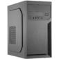 Case Foxline FL-702,  mATX,  1x5.25EXT,  1x3.5EXT,  2x3.5INT,  2xUSB2.0,  HDA,  w / o FAN,  w / 450W ATX PSU,  w / 1.2m EU pwr cord
