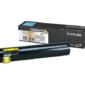Картридж-тонер Lexmark C930H2YG yellow для С930  (24 000 стр)