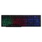 Клавиатура Oklick 780G SLAYER черный USB for gamer LED