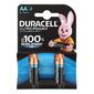 Батарея Duracell Original LR6-2BL MN1500 AA  (промо:2x6)  (12шт)