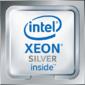 DELL  Intel Xeon  Silver 4210R,  2, 4 ГГц,  10 ядер / 20 потоков,  9, 6 ГТ / с,  кэш 13, 75 Мбайт,  Turbo,  HT  (100 Вт),  DDR4 2400 МГц,  спецкомплект