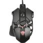 Trust Gaming Mouse GXT 138 X-Ray,  USB,  200-4000dpi,  Illuminated,  Black [22089]