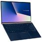 ASUS Zenbook 15 UX533FN-A8017T Core i5-8265U  /  8Gb  /  256Gb SSD  /  GeForce MX150 2Gb  /  15.6 FHD 1920x1080 AG  /  WiFi  /  BT  /  HD IR  /  RGB Combo Cam  /  Windows 10 Home  /  1.6Kg  /  Royal Blue  /  Sleeve,  USB3.0 to RJ45 Cable  /  War 2Y [90NB0LD1-M01770]