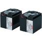 APC Battery for SU1400RMXLINET,  SU2200INET,  SU2200I,  SU2200RMI,  SU2200RMXLI,  SU2200XLI,  SU3000I,  SU3000INET,  SU3000RMI,  SU24XLBP,  SU48XLBP  (состоит из 2 батарей)