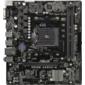 ASUS PRIME A320M-R-SI,  Socket AM4,  A320,  2*DDR4,  D-Sub + HDMI,  SATA3 + RAID,  Audio,  Gb LAN,  USB 3.1*6,  USB 2.0*6,  mATX